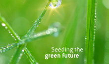 DLF sustainably greening our future